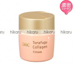 Крем для лица DHC Torafugu Collagen 50г.